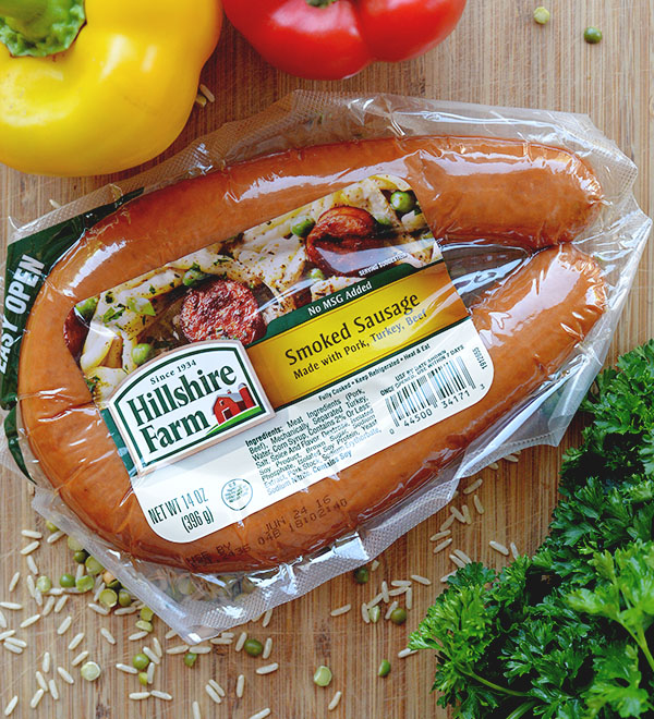 Hillshire Farms sausage (1)