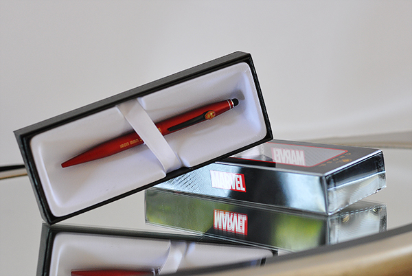 Cross Pen Marvel Iron Man  (3)