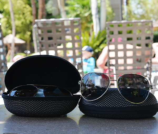 LotFancy cheap avitor Sunglasses