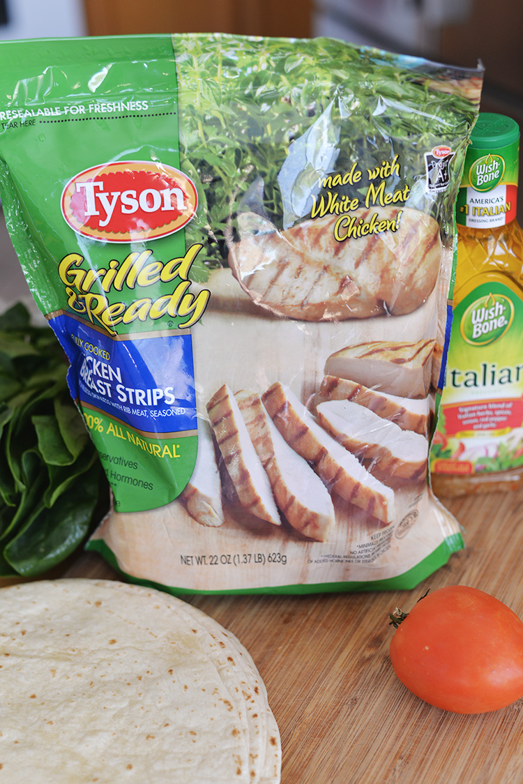 Tyson® Grilled & Ready® Chicken