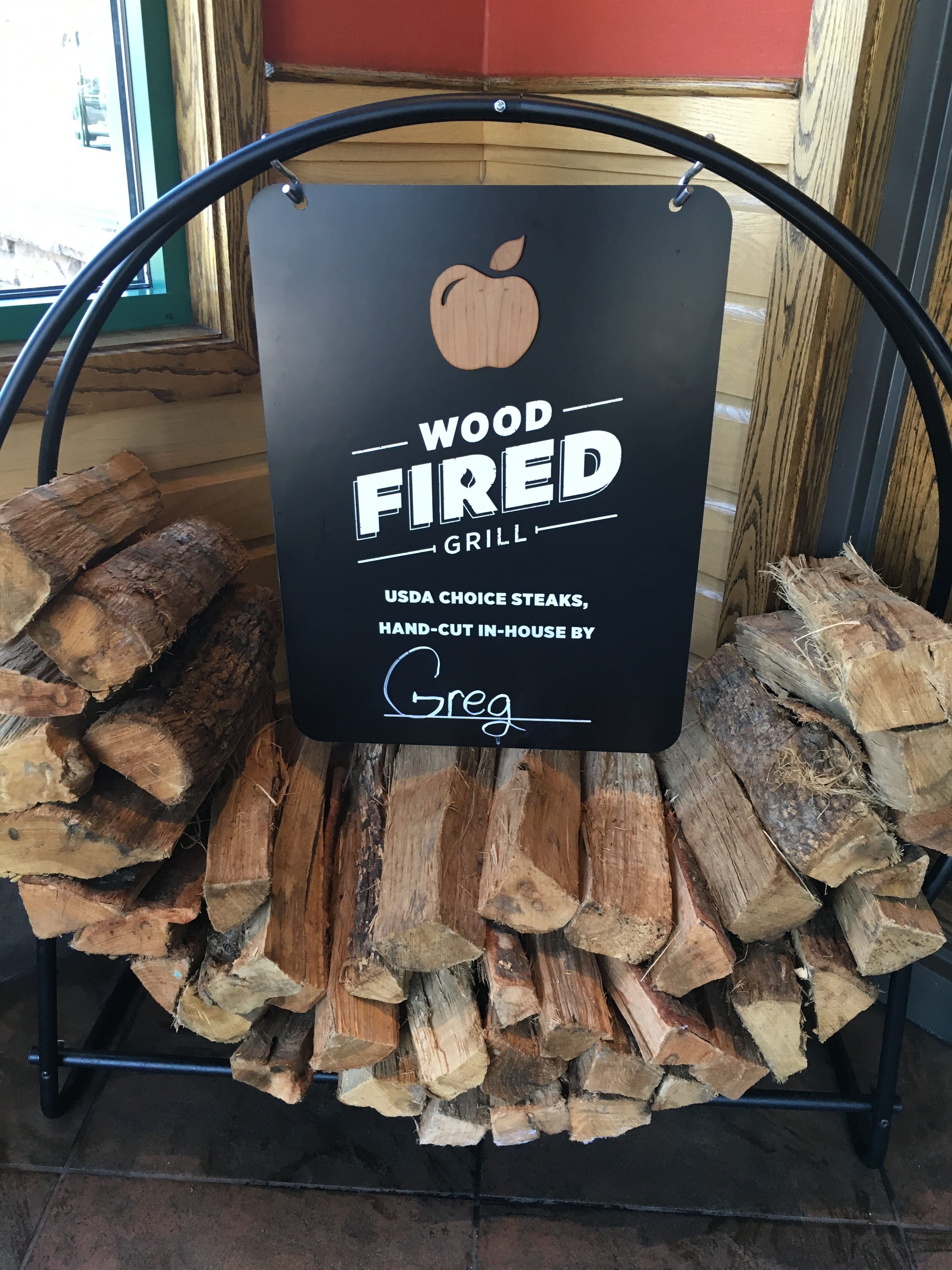 wood fired grill applebee's
