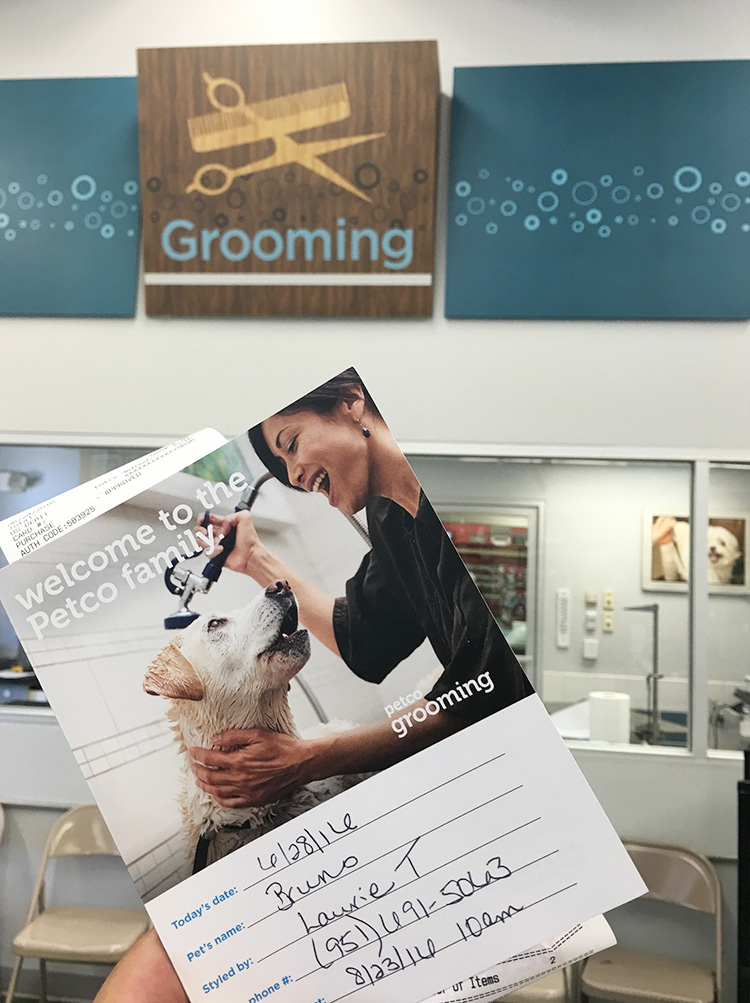 Petco Grooming Salon