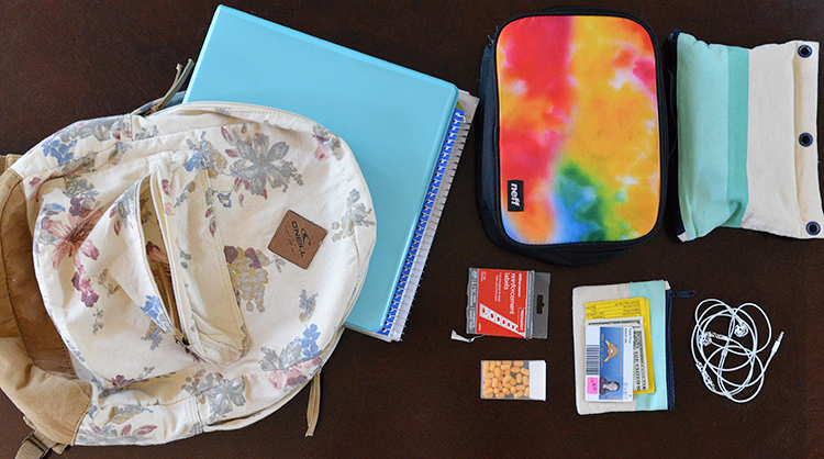 back to school essentials for a 6th grader backpack