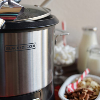 Creative Gift Ideas – BLACK+DECKER® Small Kitchen Appliances – All In One Cooking Pot