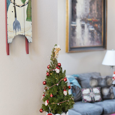 Tabletop Christmas Trees Make Great Gifts