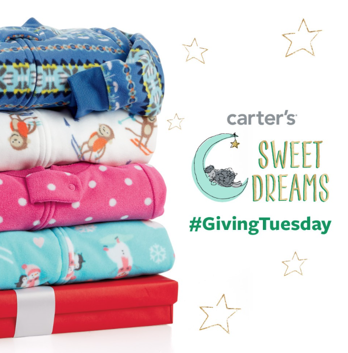 carters giving tuesday