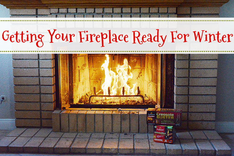 getting your fireplace ready for winter
