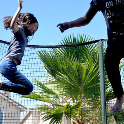 Give Kids The Ultimate Gift – Trampolines From Jump Sport
