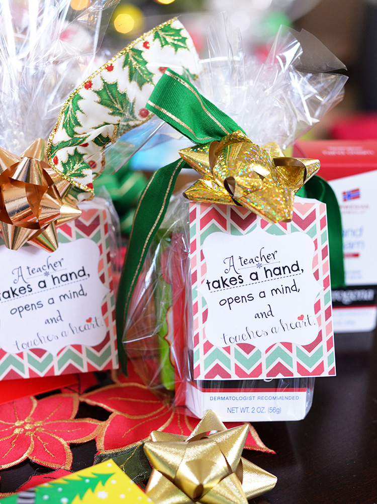 simple teacher gifts