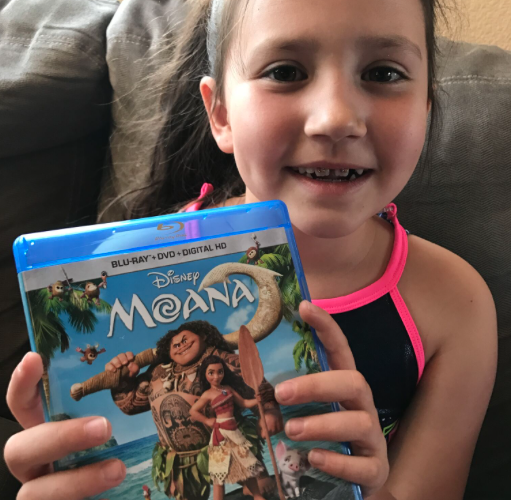 A New Favorite Movie For Our Girls – Disney's Moana