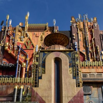 Guardians of the Galaxy – Mission: BREAKOUT! Opening Saturday, May 27, in Disney California Adventure Park