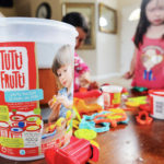Your Kids Are Going To Love Tutti Frutti Scented Modeling Dough