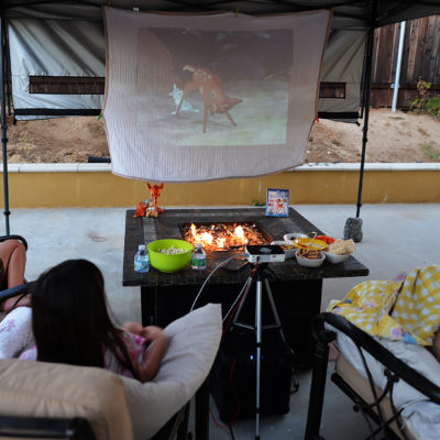Girls Movies – Fun Disney BAMBI Outdoor Movie Screening