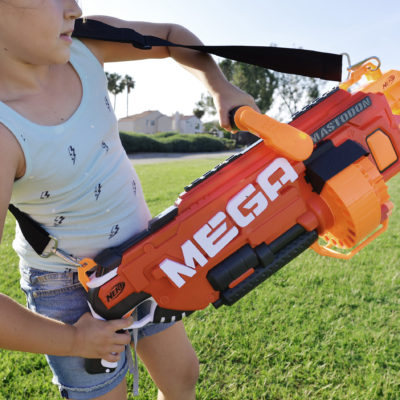 Backyard Games For The Entire Family – NERF Products