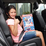 Family Travel Must Haves – Inflatable Child's Booster Seat