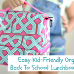 Easy Kid-Friendly Organic Back To School Lunchbox Ideas