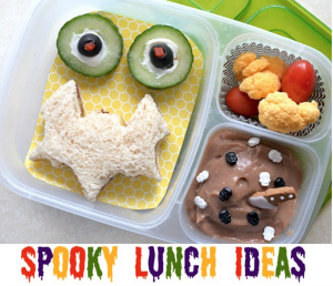 halloween lunch ideas