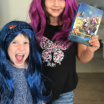 Our Girls Love Disney's Descendants 2