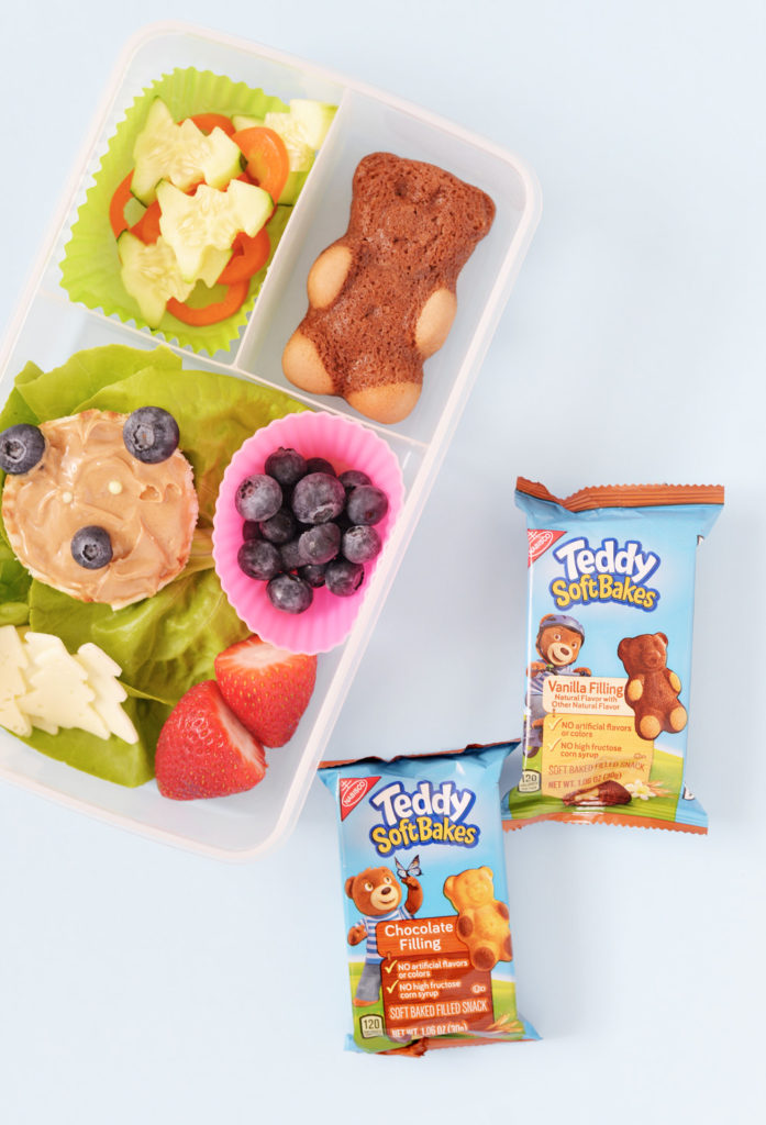 TEDDY SOFT BAKED FILLED Snacks