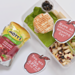 Add Some Love To Your Kids Lunchbox With The Apple Theme Notes