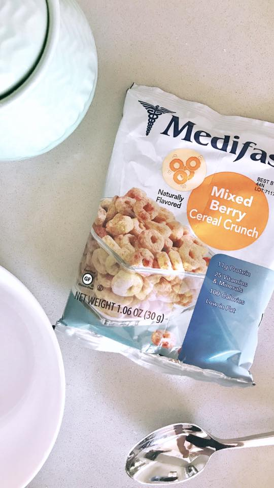medifast breakfast meals
