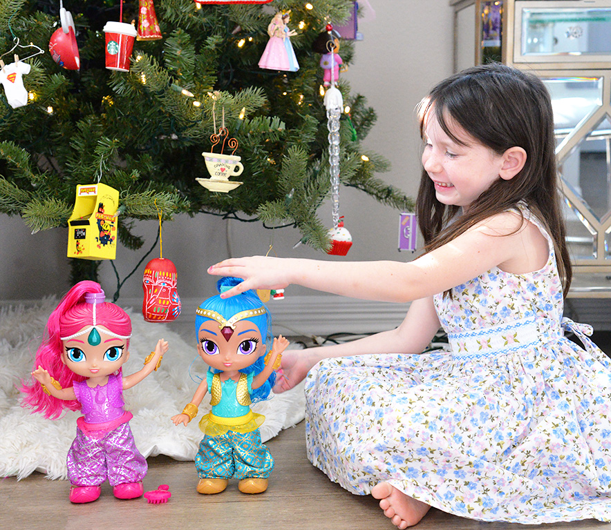 Our Shimmer and Shine Play Day
