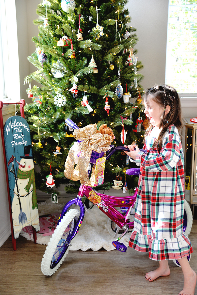 Making Christmas Wishes Come True With Barbie®