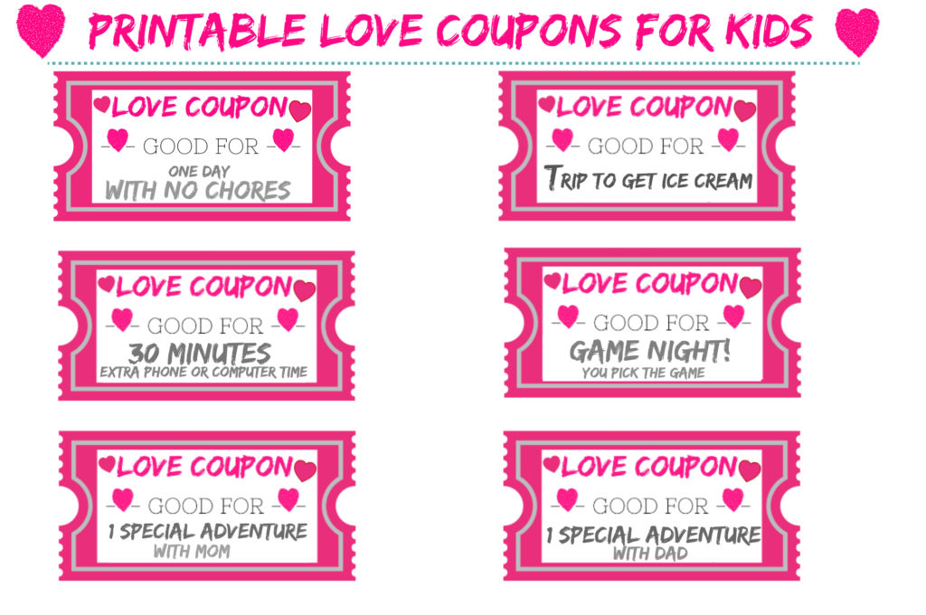 This is a photo of Crazy Printable Coupons for Kids