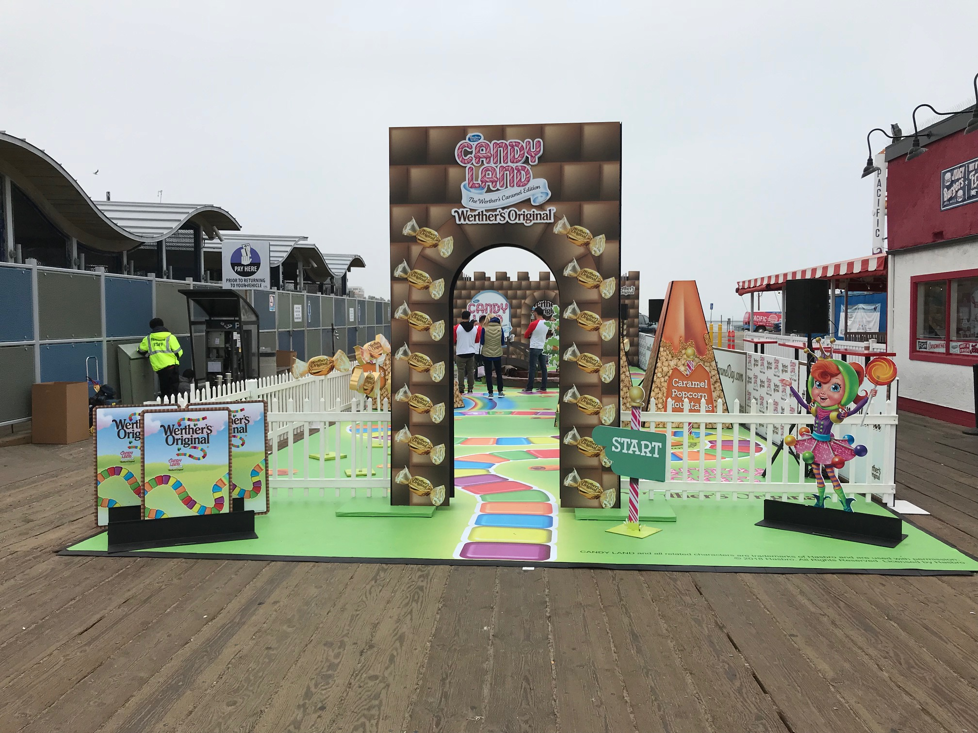 Our Adventure in CANDY LAND: The Werther's Caramel Edition Game