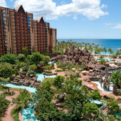 Tips for Staying at Aulani during the Construction