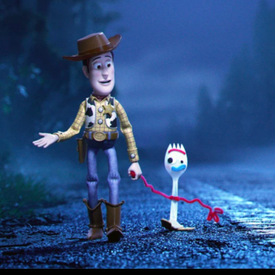 Craft Your Own Friend with Toy Story 4 Now on Blu-Ray