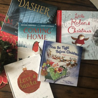 5 Must Read Christmas Books for the 5 Days Before Christmas