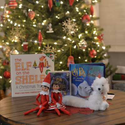 Elf on the Shelf – Elf Pets: A Fox Cub's Christmas Tale Giveaway